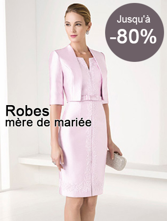 Robes mere dela mariee 2019