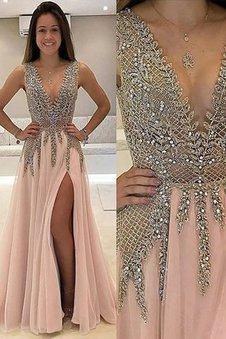 2695c58691e Robe de soirée naturel textile en tulle de princesse longueur au ras du sol  avec perle