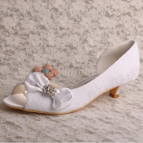 38a00a5a3f0bb6 ... Chaussures pour femme automne hiver moderne taille réelle du talon 1.38  pouce (3.5cm) ...